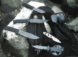 ножи водолазов