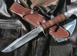 боевой нож Рендела