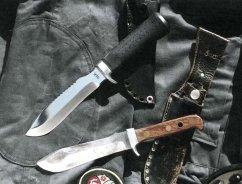 ножи полиции
