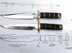 нож СОГ Рекон