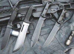 тактические боевые ножи