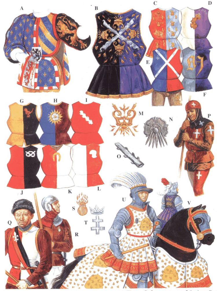 европейские гербы