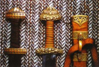 Орнамент викингов
