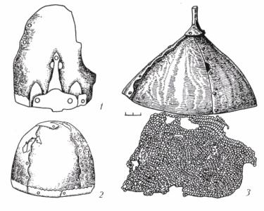 шлем Манвеловка