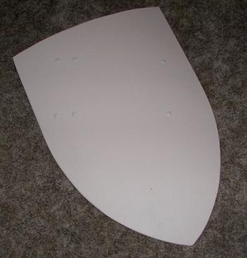 Как в домашних условиях сделать щит в