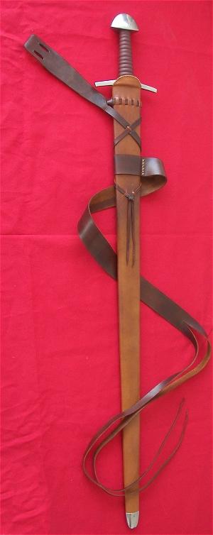 """Изготовление ножен для меча """" SwordMaster"""