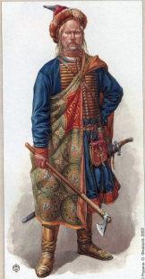 древнерусский воин