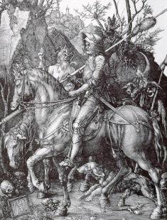 Альбрехт Дюрер: Рыцарь и Дьявол