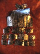 Бригандина из замка Хирхштейн около Пассау (plattenrock aus der Burg Hirshschstein bei Passau)