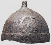 Чашеобразный Кыргызский шлем
