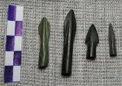 Скифские наконечники VII-VI век до н. э.
