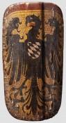 Южногерманский ручной щит- павеза