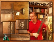 Длинный широкий меч начала 12-го века,