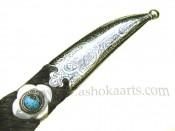 старинный нож из Бухары