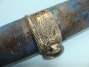 Обойма и кольцо ножен шашки