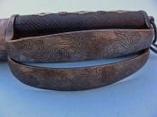 Рукояти парных тесаков Худедао (Hudiedao)