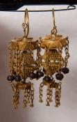 Древние украшения кочевников