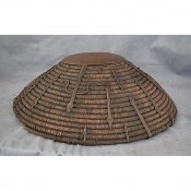 Монголо-татарский плетеный щит Калкан