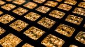 Золотые грифоны найденные в Запорожской области. IV век до н.э.