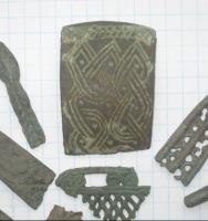 металлопластика времен Древней Руси