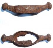относительно точно датируемое перекрестие XIII в. из Золотаревского поселения.
