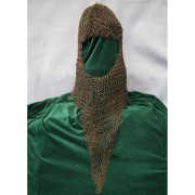Индо-персидский кольчужный шлем 17 - 18-го века