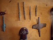 шиловидные наконечники стрел