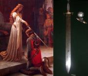 Средневековый короткий меч