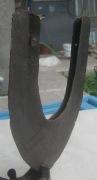 оковка средневековой лопаты