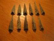 11 древних наконечников стрел