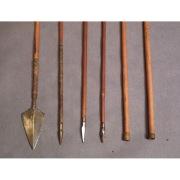 Стрелы: наконечники