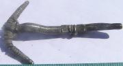 Арбалетоподобная серебряная фибула Черняховской Культуры