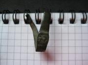 Бронзовое кольцо  Киевской Руси