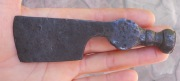 азарский боевой топорик (вес 185гр. длинна 140мм )