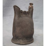 Кожаный бурдюк для питья 16-18 века Османской армии