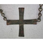 Бронзовый византийский крест