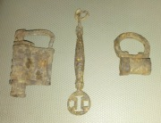 Замок и ключ 11-13 вв, Древняя Русь