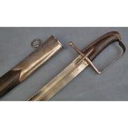 Рукоять гусарской сабли, второй половины 18 века