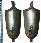 наконечник ножен 11 века