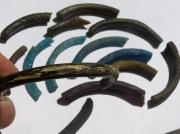 Стеклянные браслеты Киевской Руси