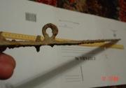 Большой нож 16-17 века
