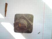 Булава бронзовая с длинными втулками