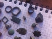 металлические изделия Киевской Руси