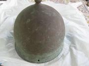 Шлем типа Монтефортино, найден в Харьковской области