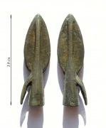 Античный наконечник стрелы VII-IVвв.до н.э.