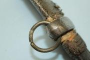 Обойма и кольцо ножен
