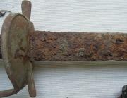 Шпага кавалерийская 1730-х годов, полная комплектация