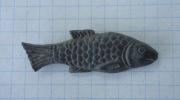 Накладка бронзовая - Рыба