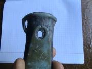Бронзовый кельтский топорик