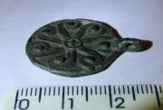 Монетовидная привеска скандинавского типа